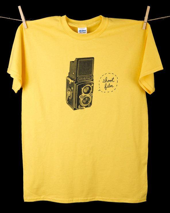 Camiseta shoot film: De fotógrafo a magnate de camisetas: La guía esencial
