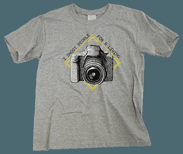 Camiseta shoot people: De fotógrafo a magnate de camisetas: La guía esencial