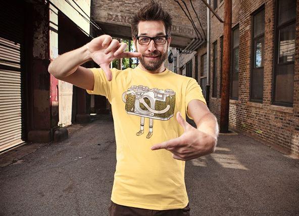 Camiseta enfoque: De fotógrafo a magnate de camisetas: La guía esencial