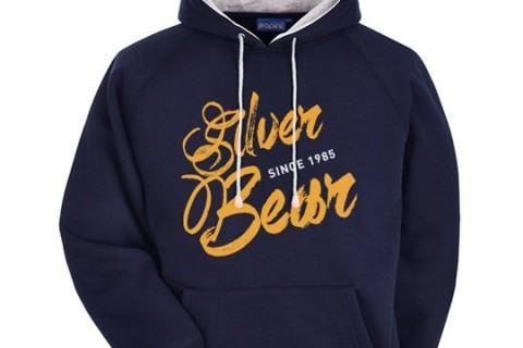 Silver Bear sudadera: Como personalizar una sudadera