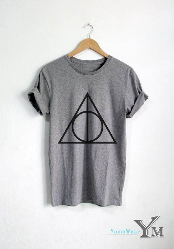 Camisetas geométricas