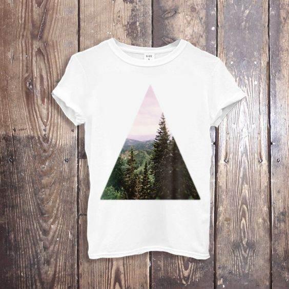 Combinaciones fabulosas bosque: Diseño de camisetas: 15 combinaciones fabulosas