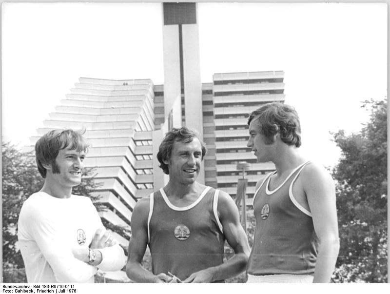 Ropa personalizada - Olimpiadas de Móntreal 1976