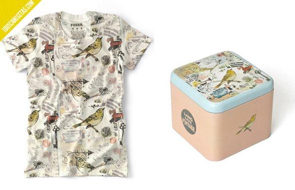 25 ejemplos creativos de packaging para camisetas – Parte 2