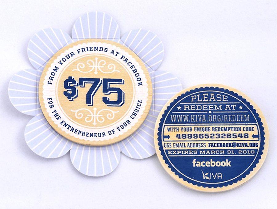 Regalos originales de Facebook