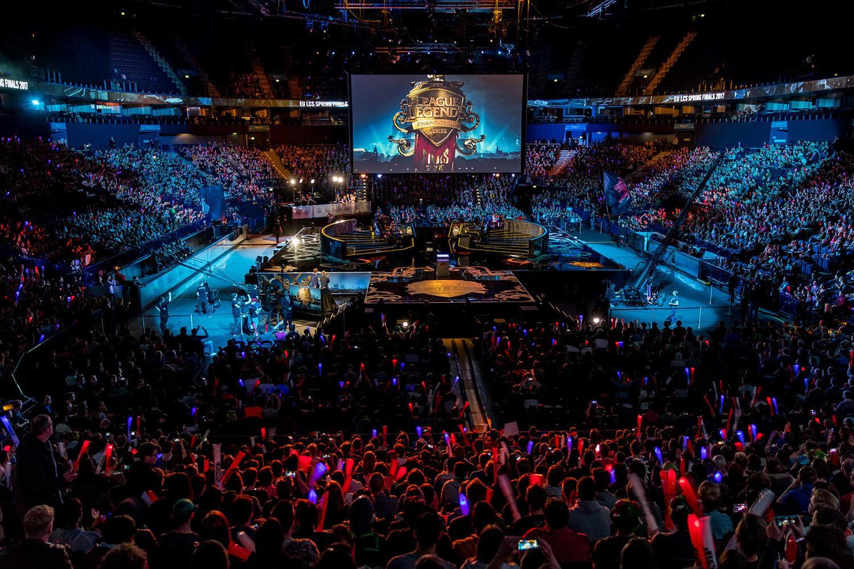 Riot Games Europa - Finales de split primavera en Hamburgo. (eventos eSports)
