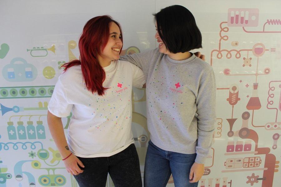 Happy Pills Uniforms: Cómo diseñar uniformes de confianza + 80 ejemplos reales