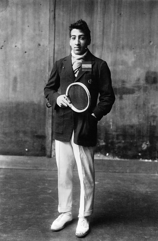 René Lacoste 1922 - polos bordados