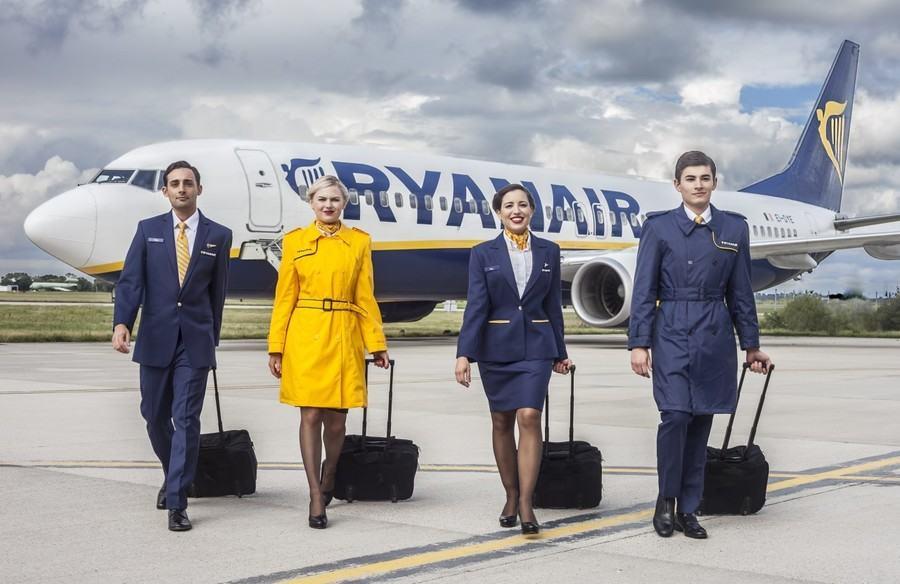 Ryanair Workwear: Cómo diseñar uniformes de confianza