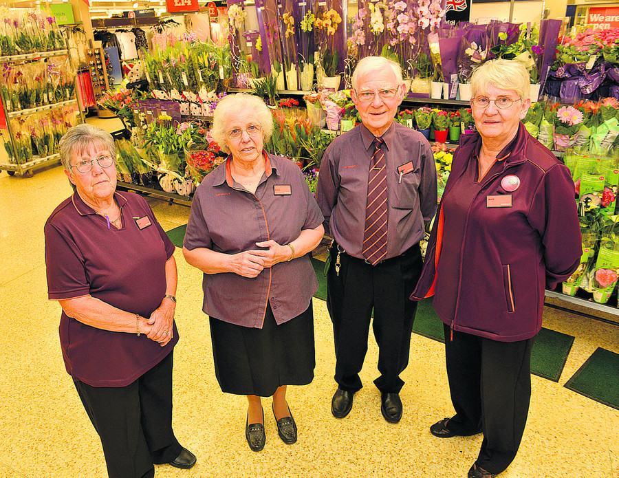 Sainsbury: Cómo diseñar uniformes de confianza