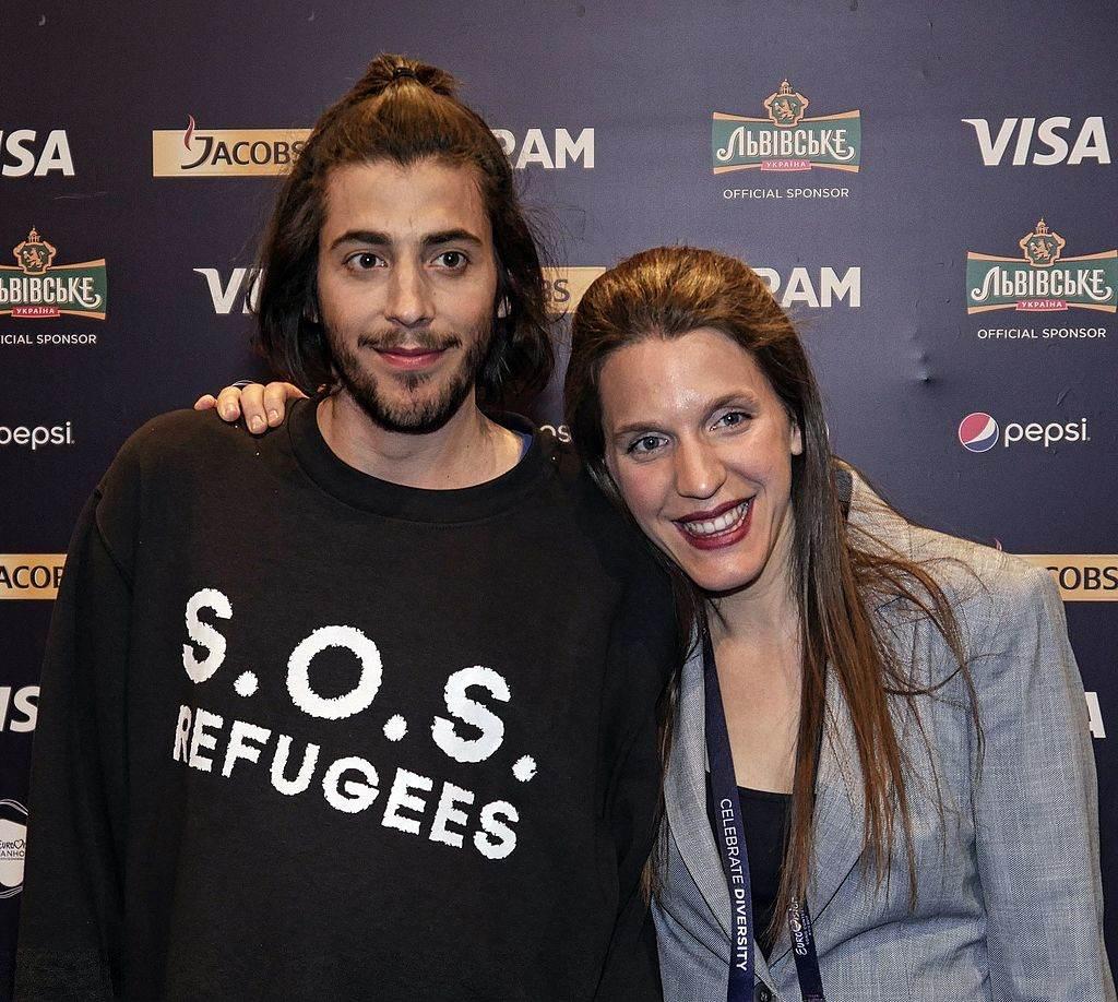 Camisetas Eurovisión - Salvador Sobral.