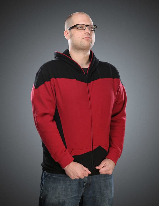 Sudaderas Star Trek The Next Generation: 30 sudaderas chulas que te encantaran