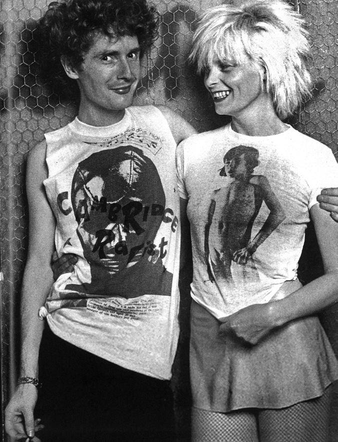 Serigrafía camisetas: Los años 70