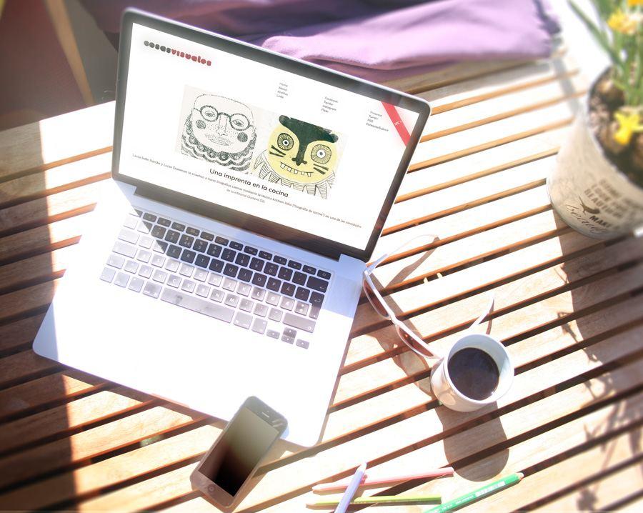 blogs de diseño - Cosas visuales