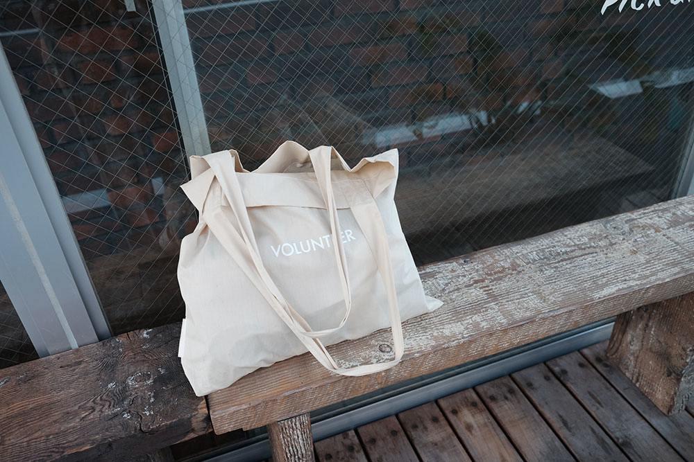 Bolsas al por mayor: Bolsa de tela