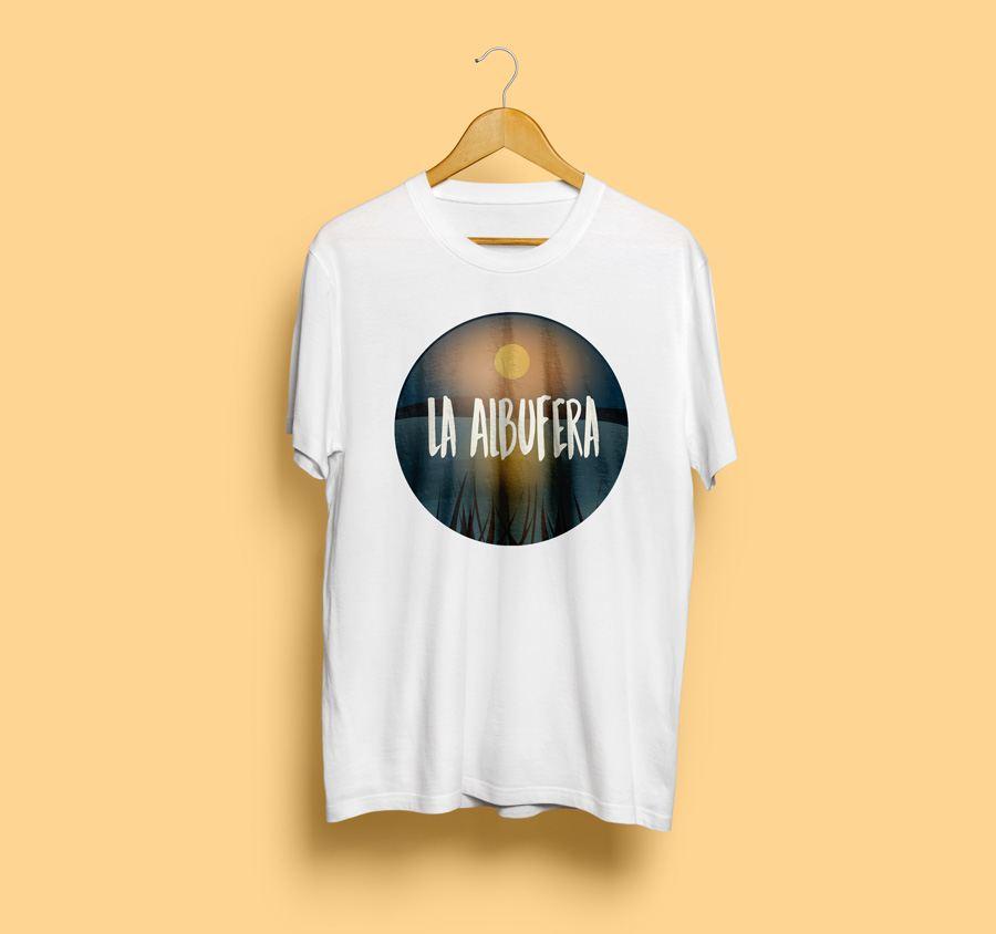 estampacion de camisetas en Valencias Albufera