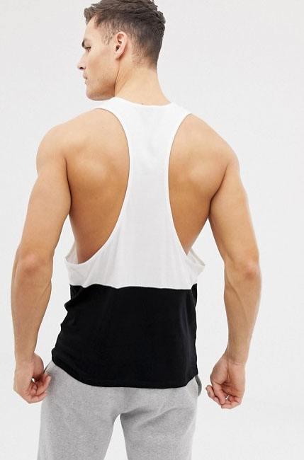 Camisetas de tirantes: Espalda de nadador
