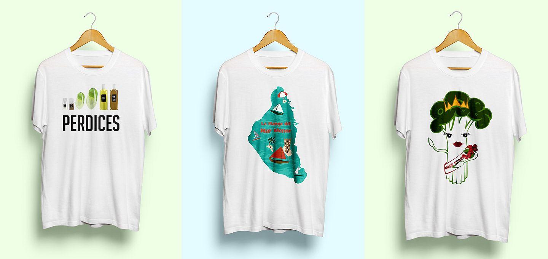 camisetas estampadas murcia