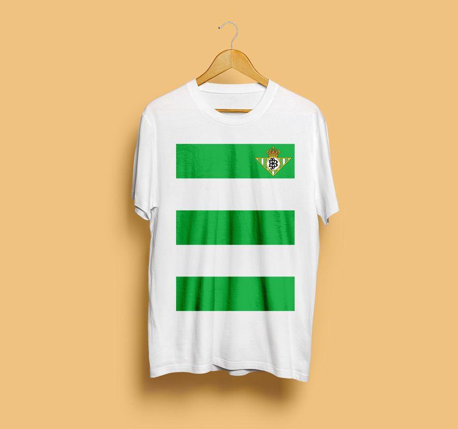 camisetas estampadas sevillistas