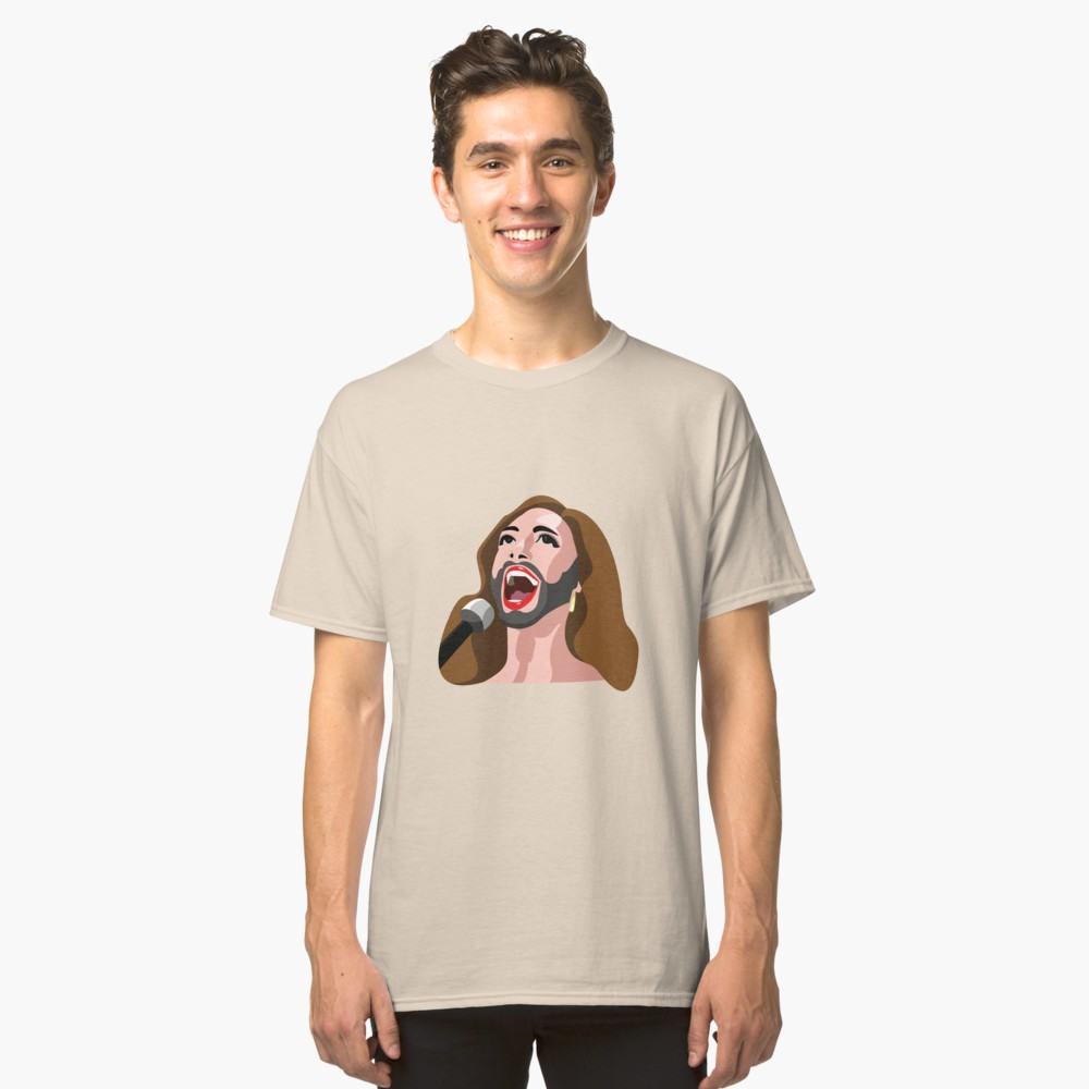 Camisetas Eurovisión - Conchita
