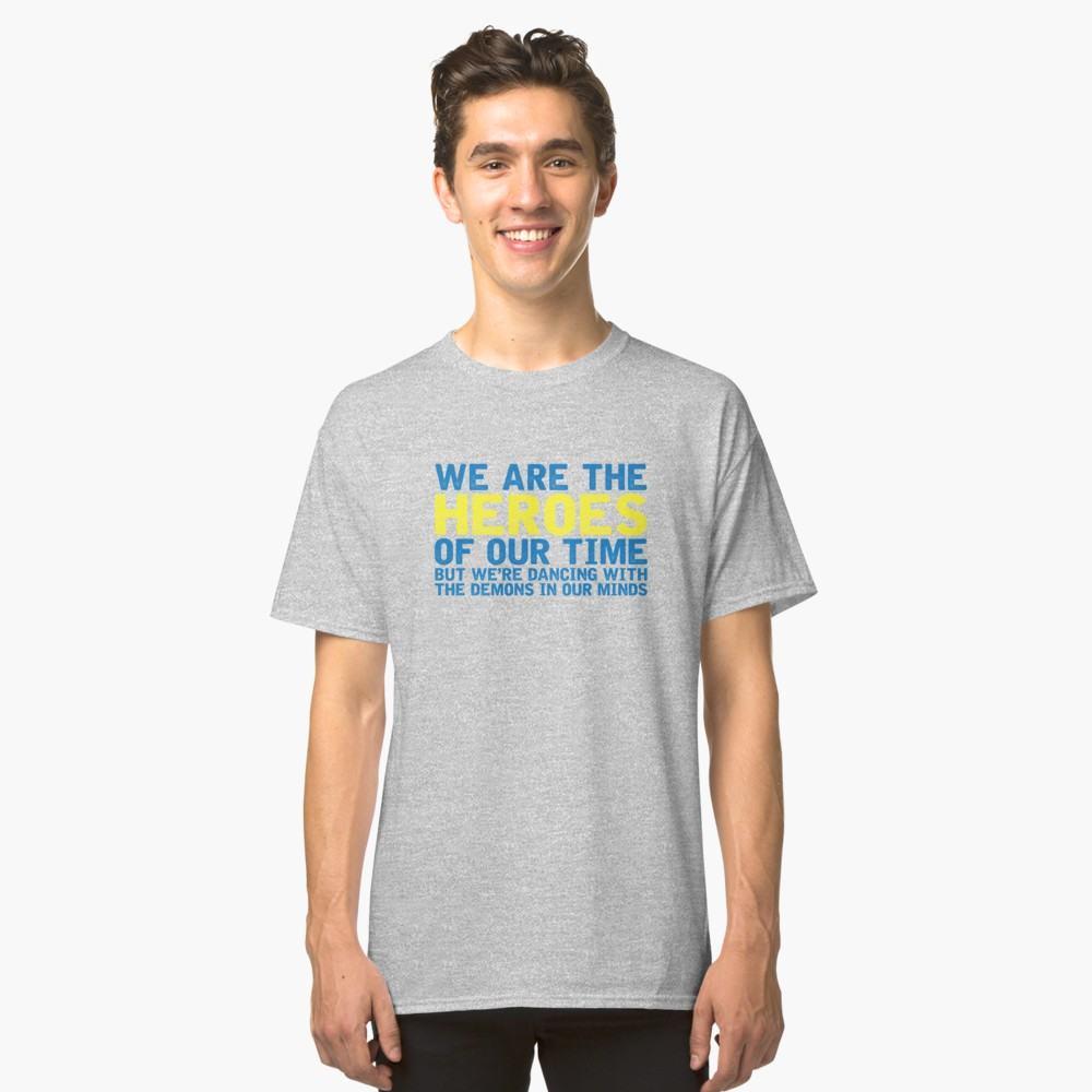 Camisetas Eurovisión - Heroes