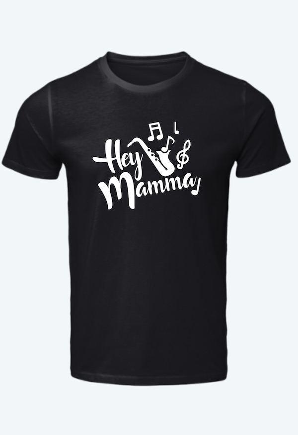 Camisetas Eurovisión - Hey Mamma