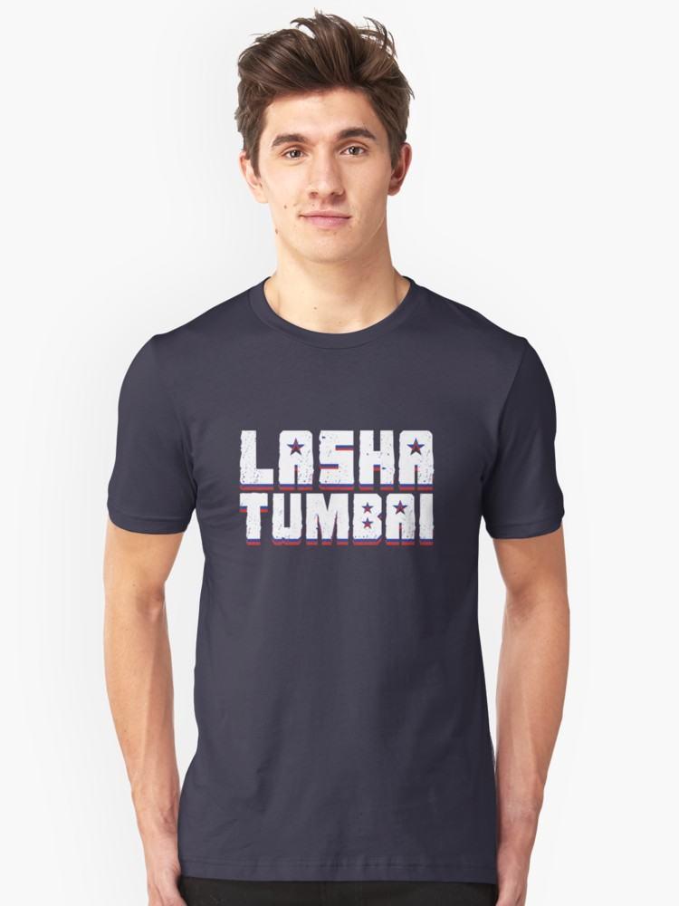 Camisetas Eurovisión - Lasha Tumbai