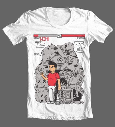 Camisetas merchandising: StaxxCraft