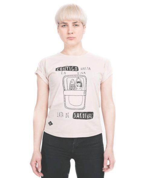 camisetas molonas, ilustraciones