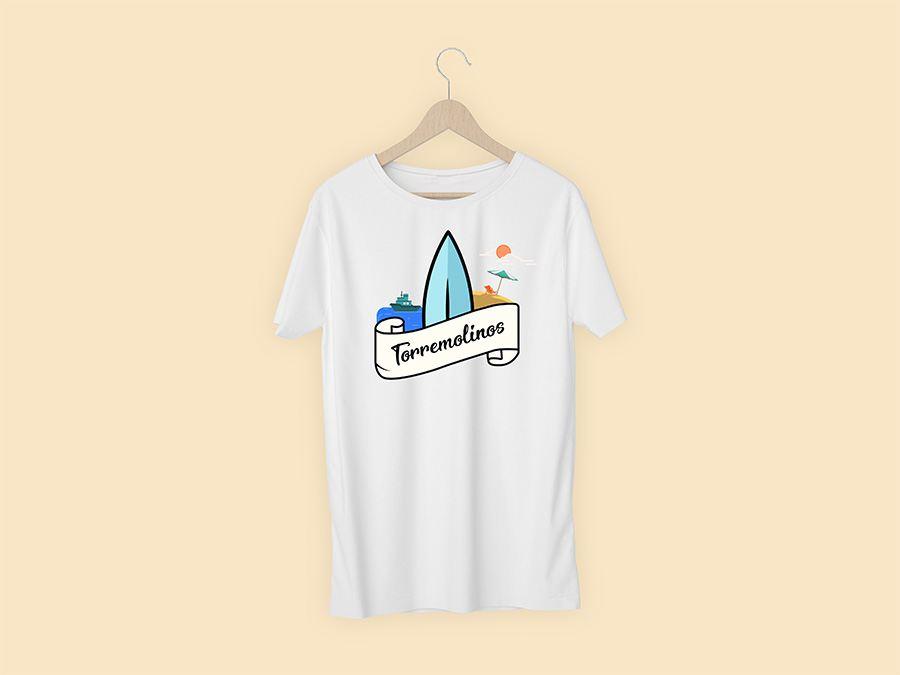 camisetas personalizadas malaga