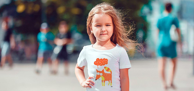 3704578dfb77 Las camisetas personalizadas para niños más llamativas