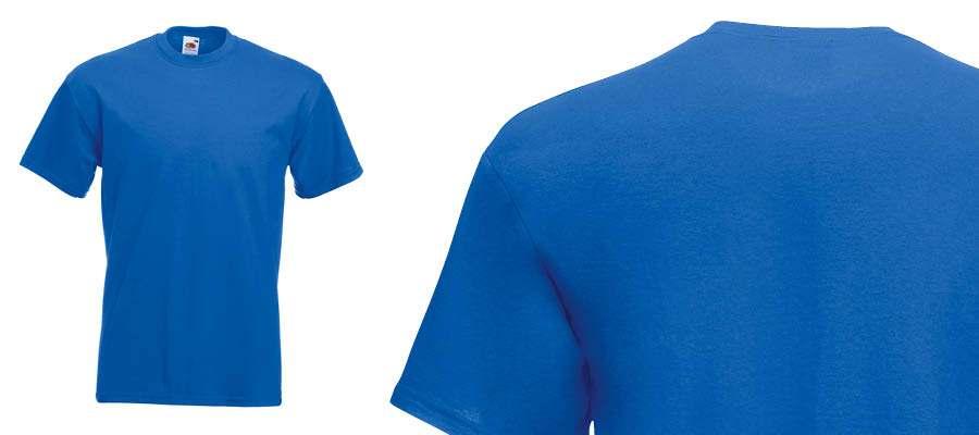 Camisetas promocionales Fotl Super Premium