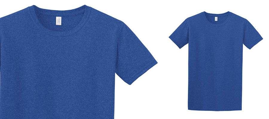 Camisetas promocionales Gildan Softstyle