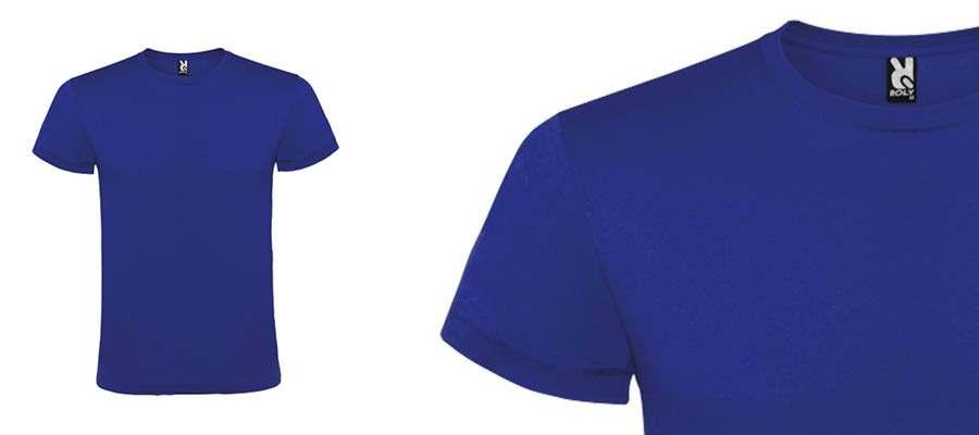 Camisetas promocionales Roly Atomic