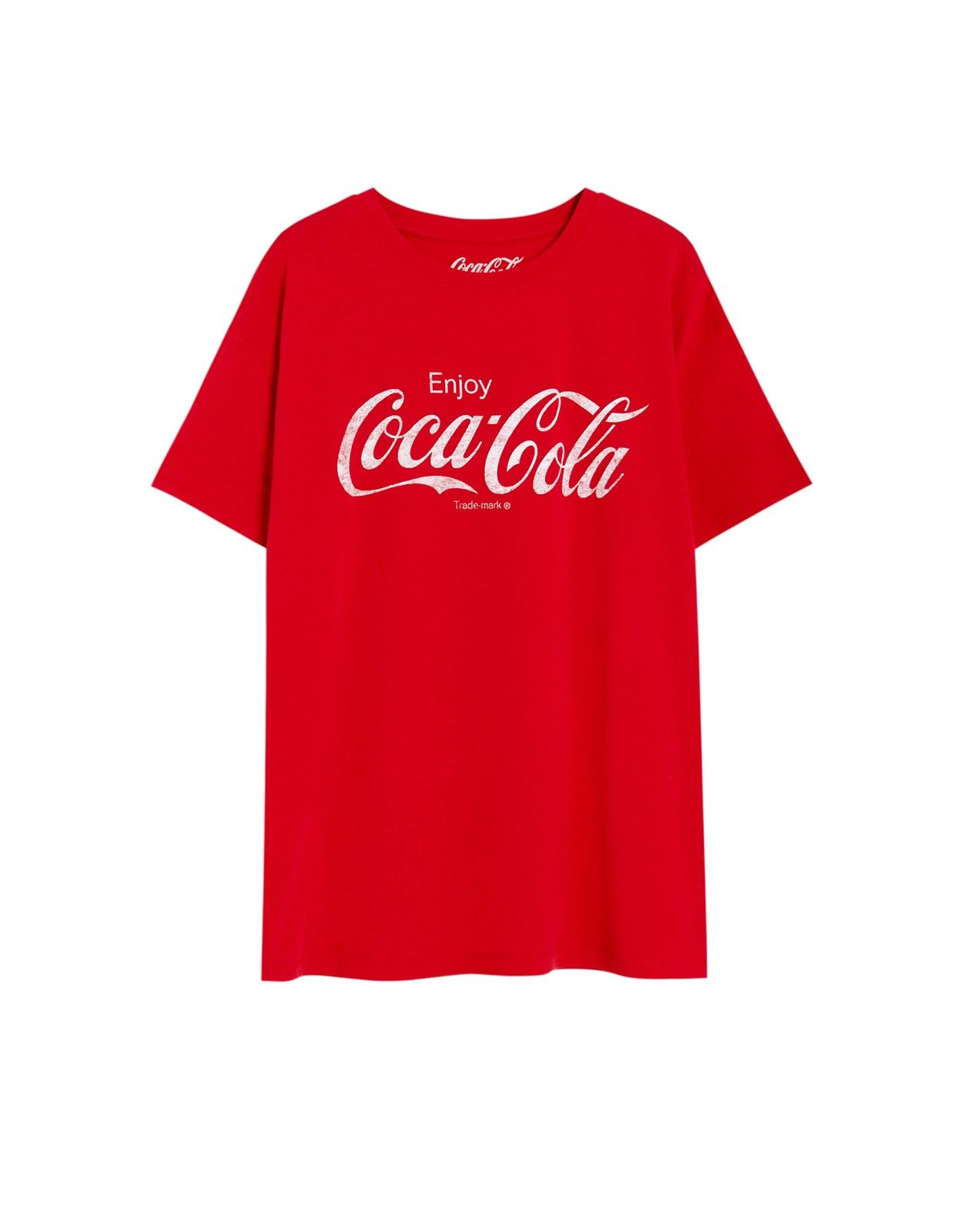 Camisetas publicidad: Coca-Cola
