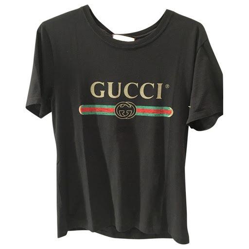 Camisetas publicidad: Gucci