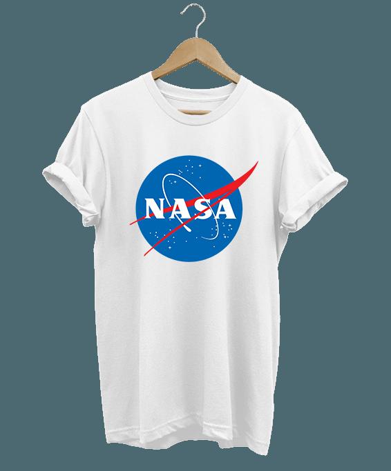 Camisetas publicidad: NASA