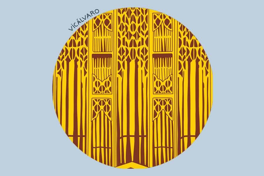 Camiseta reivindicativa Vicalvaro- Madrid