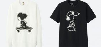 Colaboraciones Uniqlo - Snoopy