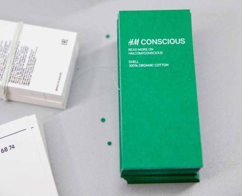 Camisa algodón: H&M Conscious