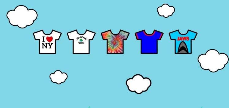historia de la camiseta