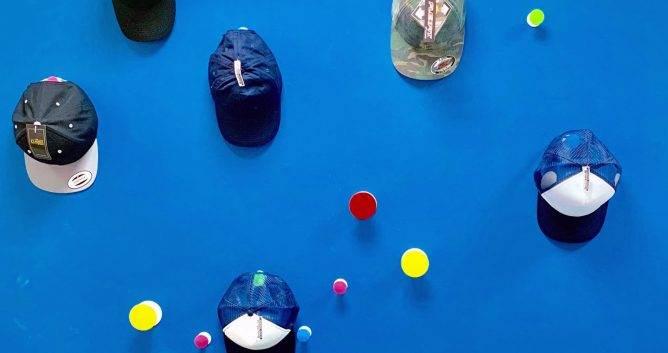 Gorras bordadas de Printsome