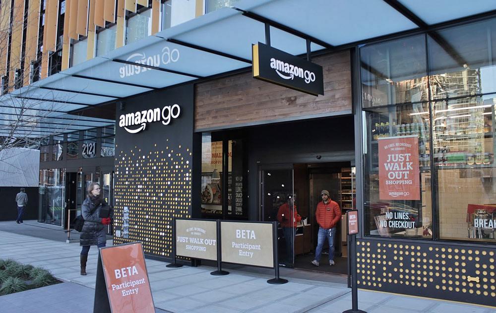 Amazon es una empresa que aplica la innovación organizacional.