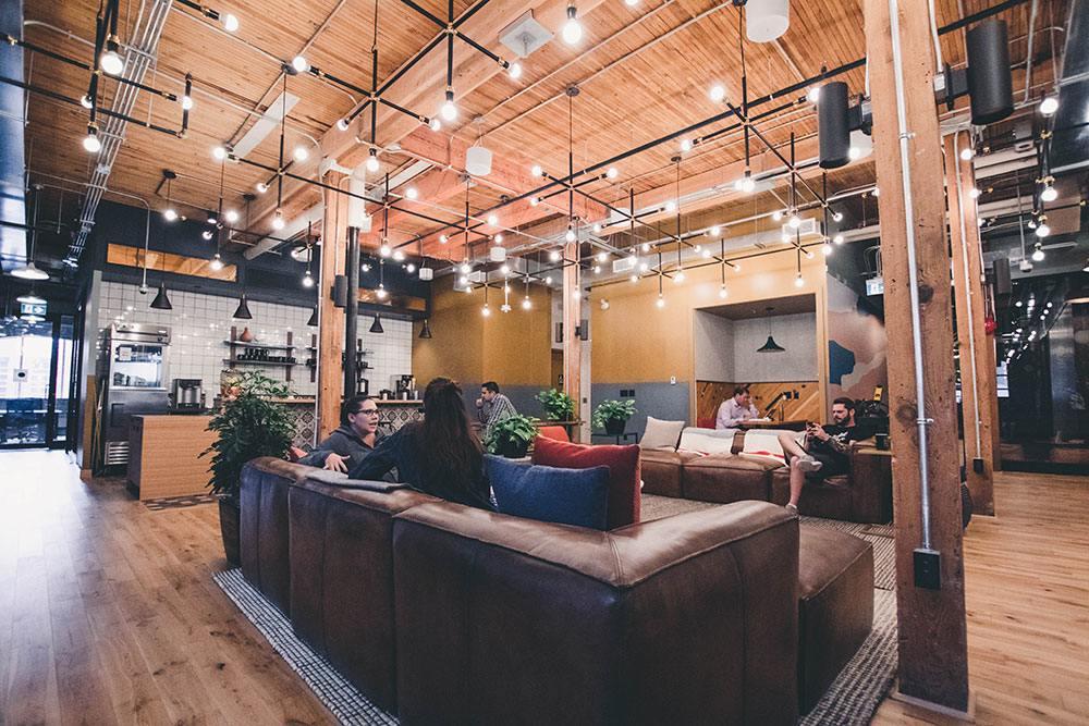 La innovación organizacional se puede adaptar a las oficinas.