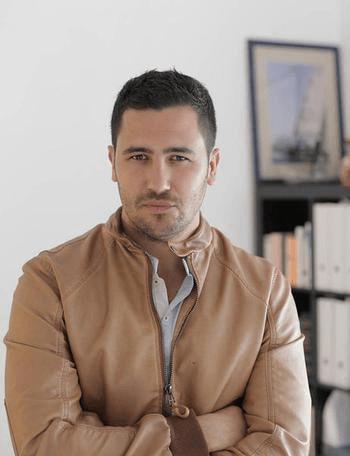 Álvaro Cuadrado, jóvenes emprendedores