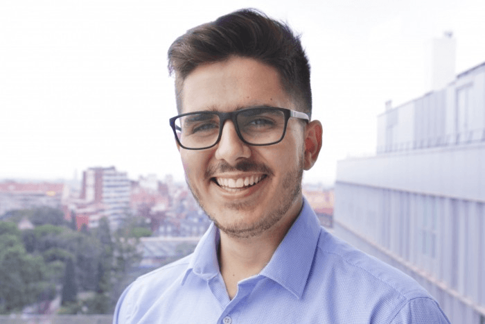 Javier Rodríguez, Jóvenes Emprendedores