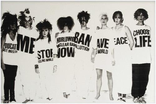 Serigrafía camisetas - Camisetas en los años 80