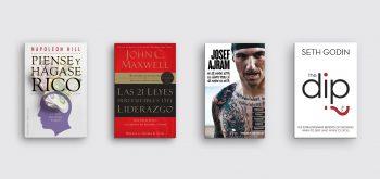 Libros sobre motivación personal.