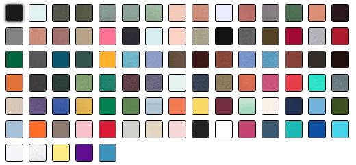 Colores de B&C