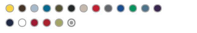 Colores de Gildan